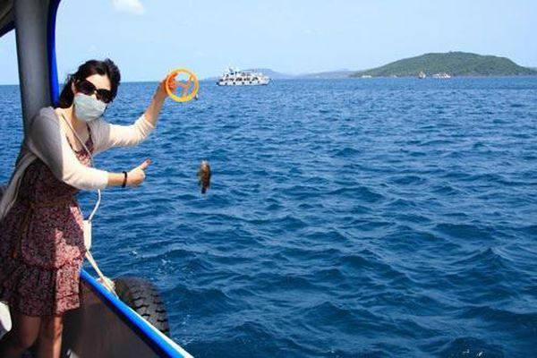 Tour câu cá đảo Phú Quốc