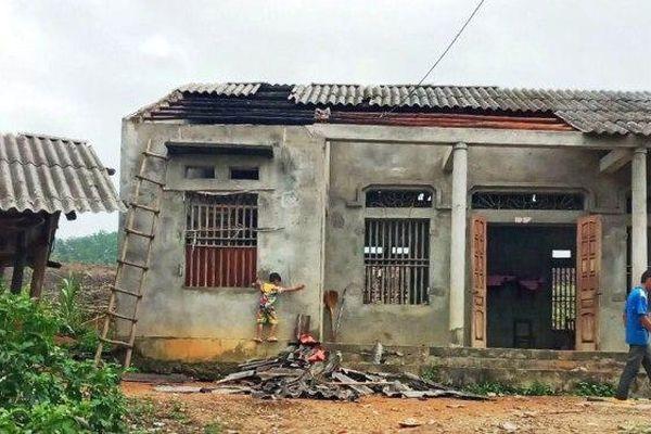 3 người chết, hàng ngàn nhà dân bị hư hỏng do thiên tai