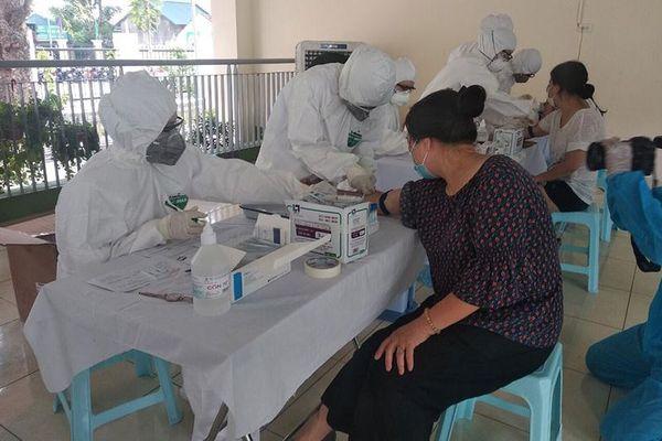 Hà Nội hoàn thành xét nghiệm Covid-19 cho người về từ Đà Nẵng trong ngày 17-5