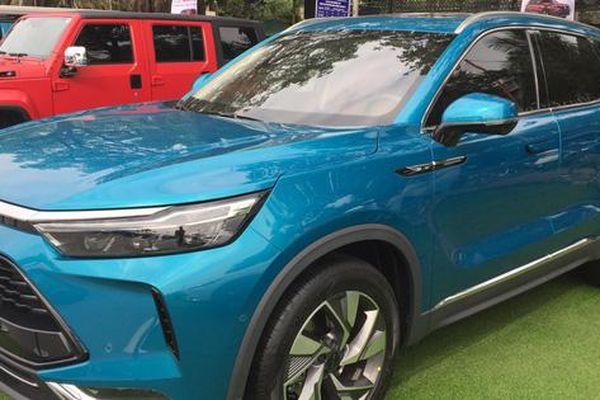 Nhiều mẫu xe 'gây sốt', ôtô Trung Quốc nhập về Việt Nam tăng phi mã 480%