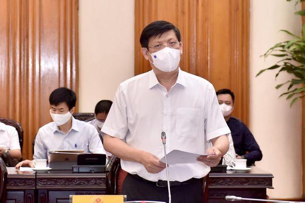 Việt Nam nỗ lực tiếp cận vắc xin, đề nghị WHO nhận chuyển giao công nghệ sản xuất vắc xin