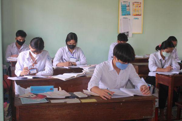 Gia Lai: Chủ động phương án ôn thi an toàn, hiệu quả cho học sinh lớp 12