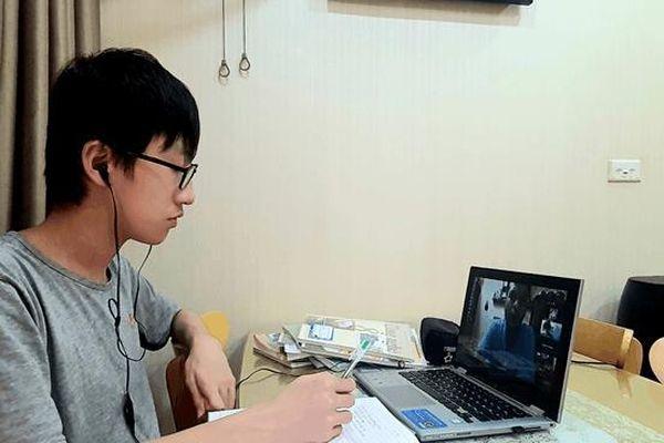 Hà Nội: Kiểm tra khảo sát lớp 12 bằng hình thức trực tuyến