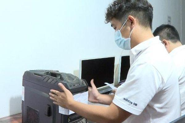 Hà Giang xử phạt tiệm internet không chấp hành quy định phòng, chống COVID-19