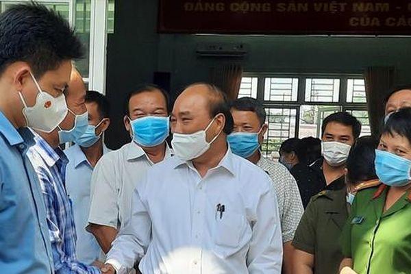 Chủ tịch nước Nguyễn Xuân Phúc: Không để lớp 'lý trưởng mới' xuất hiện