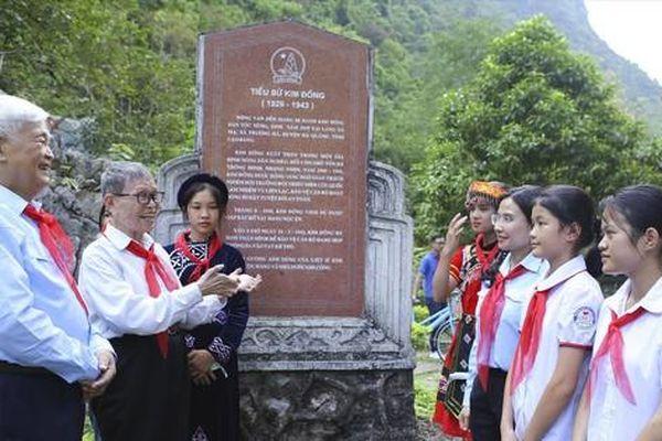 Hồi ức của Chủ tịch Hội đồng Đội đầu tiên