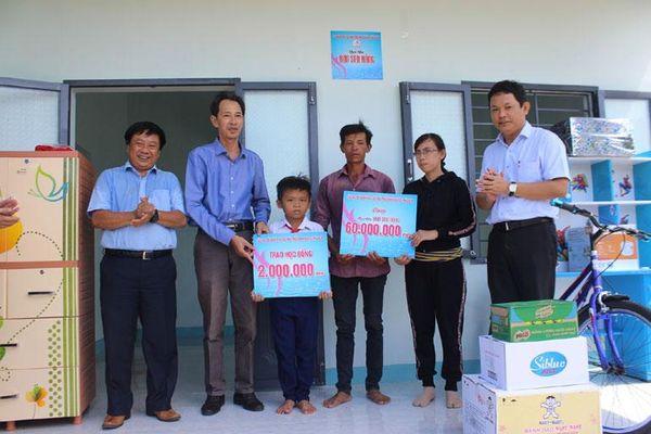 Kỷ niệm 80 năm Ngày thành lập Đội 15/5: Những công trình măng non ở Phú Yên