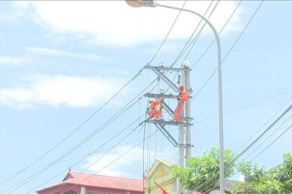 Mùa nắng nóng có thiếu điện?