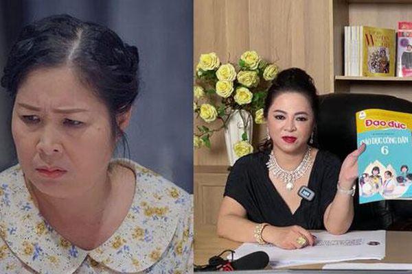 Bà Nguyễn Phương Hằng nhắn NSND Hồng Vân: 'Tôi sẽ lôi chị ra tòa'