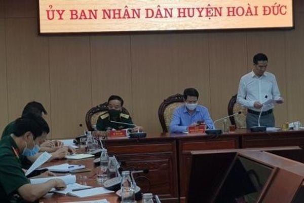 Hà Nội: Điều chỉnh cục bộ phân khu đô thị S3 trên địa bàn huyện Hoài Đức