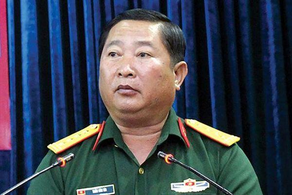 Đề nghị Ban Bí thư xem xét kỷ luật Phó Tư lệnh Quân khu 9
