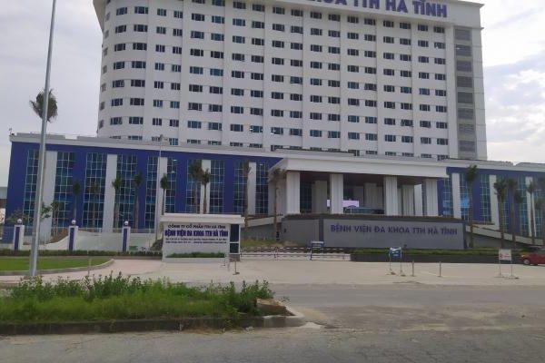 Hà Tĩnh: Bệnh viện Đa khoa TTH Hà Tĩnh bị xử phạt 15 triệu đồng