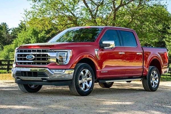 Các mẫu xe đời mới của Ford đã có thể cập nhật phần mềm qua Internet