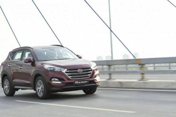 Triệu hồi gần 24 nghìn xe Hyundai Tucson tại Việt Nam