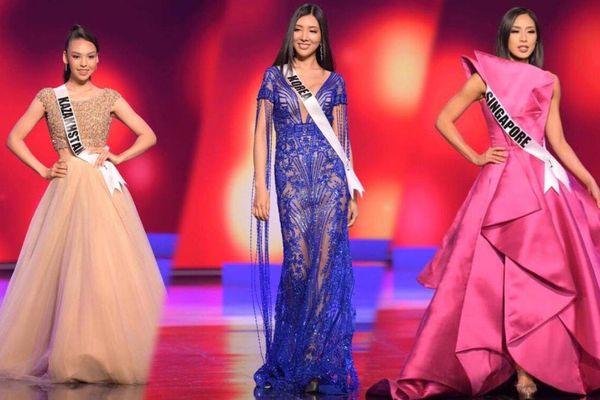 Những chiếc váy dìm dáng, lộ khuyết điểm hình thể tại bán kết MU20 khiến fan ngán ngẩm