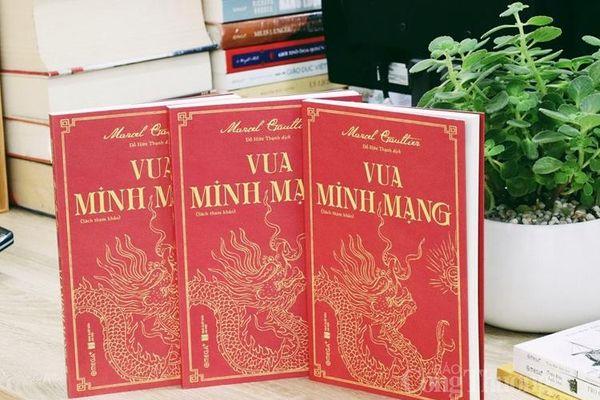 Cuốn sách tiểu sử với những góc nhìn mới về vua Minh Mạng