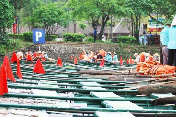 Ninh Bình: 100% lái đò ở các khu du lịch sinh thái thất nghiệp