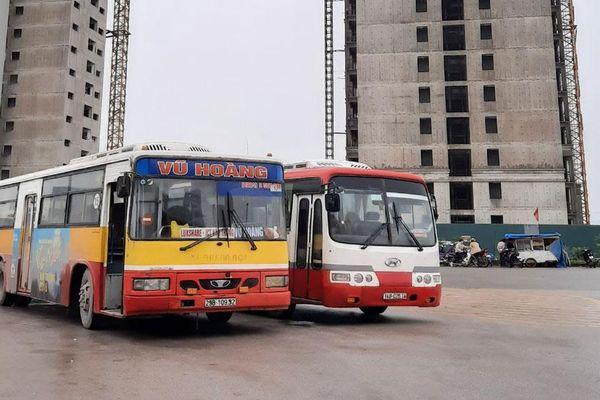 Bắc Giang: Dừng toàn bộ xe đưa đón công nhân đến các KCN: Vân Trung, Quang Châu, Đình Trám
