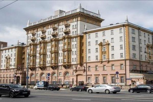 Mỹ nối lại các dịch vụ lãnh sự cho công dân tại Nga