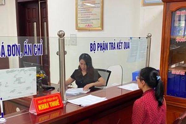 Hà Tĩnh: Hỗ trợ người dân, doanh nghiệp qua khoanh nợ, gia hạn nộp thuế
