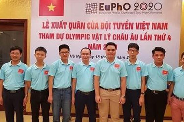 Học sinh Hà Nội đoạt 4 huy chương tại Kỳ thi Olympic vật lý Bắc Âu - Baltic