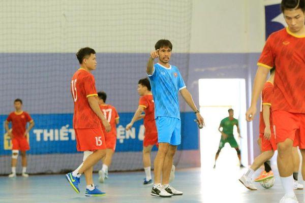 Tuyển futsal Việt Nam chốt danh sách dự play-off World Cup 2021