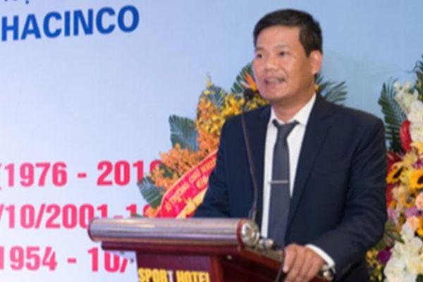 Cách chức Giám đốc Hacinco đối với ông Nguyễn Văn Thanh