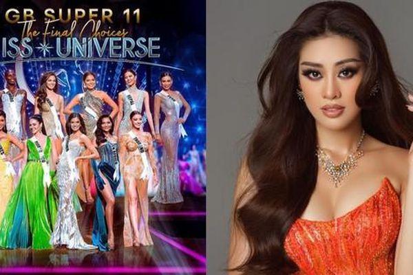 Trước Chung kết, đa số các chuyên trang sắc đẹp đều dự đoán Hoa hậu Khánh Vân vào Top 21