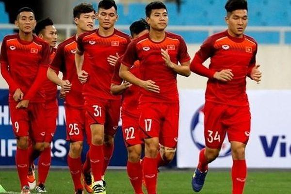 Việt Nam được chọn là hạt giống số 1 vòng loại U23 châu Á 2022
