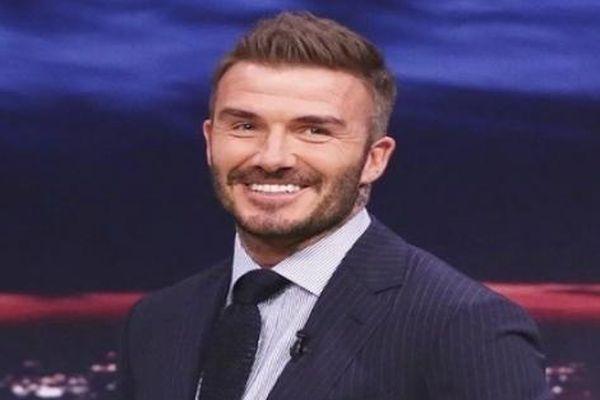 David Beckham bất ngờ trở thành diễn viên truyền hình