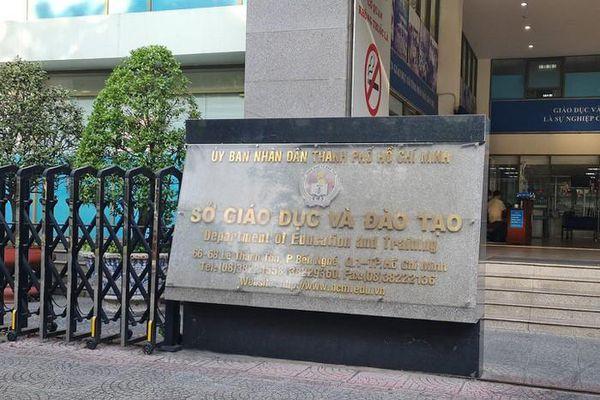 Sự im lặng khó hiểu của Sở Giáo dục Thành phố Hồ Chí Minh