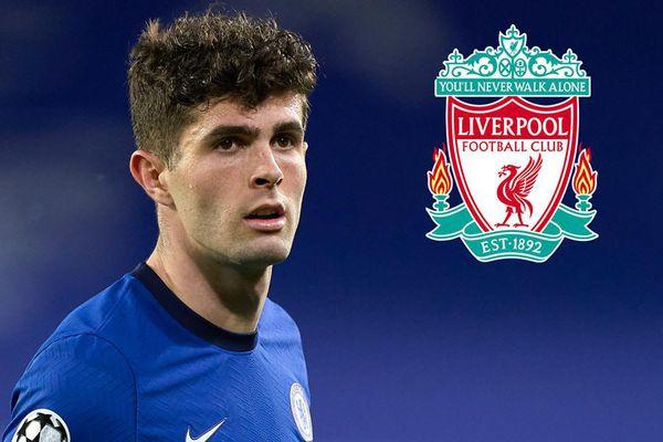 Liverpool mua Pulisic thay Salah