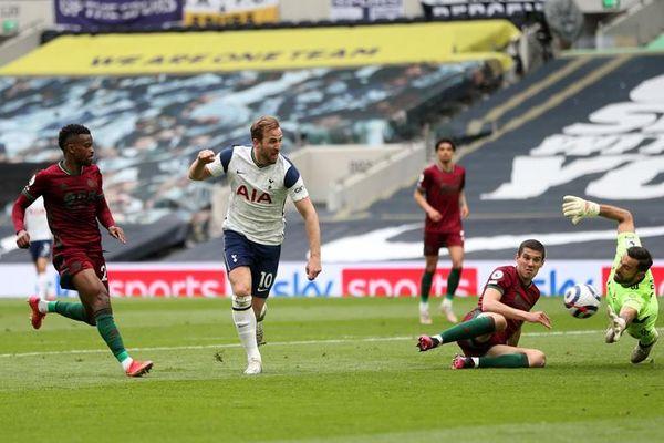 Harry Kane 'nổ súng', Tottenham hạ Wolves leo lên thứ 6