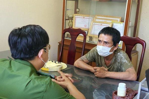 Bắt đối tượng phá hoại hàng loạt các pa-nô bầu cử ở Đà Nẵng