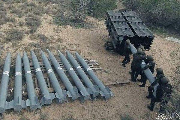 Bí mật bất ngờ trong 'kho' vũ khí Hamas dùng để tấn công Israel