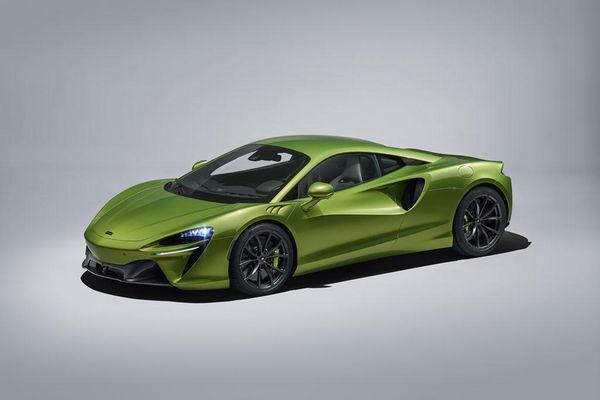 Chi tiết siêu xe McLaren Artura 2022: Công suất 671 mã lực, giá hơn 6 tỷ đồng
