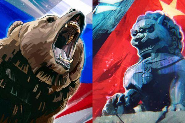 Tạp chí Mỹ: Sự thiển cận của Hoa Kỳ khiến Nga, Trung Quốc xích lại gần nhau