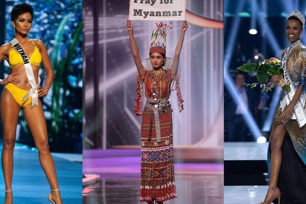 Hoa hậu Han Lay, Thuzar Wint Lwin, Lan Khuê đã nói lên tiếng nói dân tộc