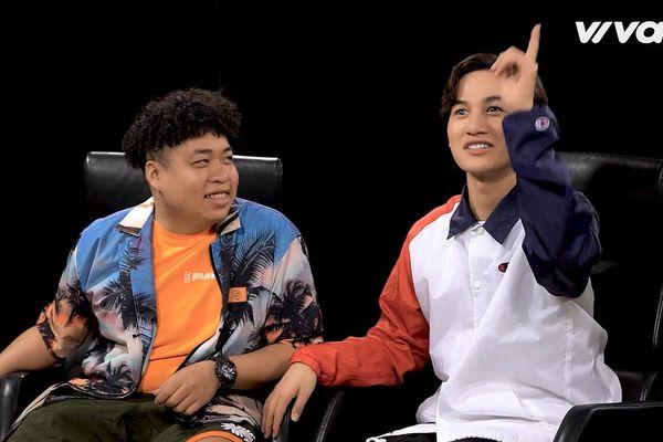 Fan 'bật ngửa' với châm ngôn độc lạ của Ali Hoàng Dương và DUCK V khi chinh chiến The Heroes
