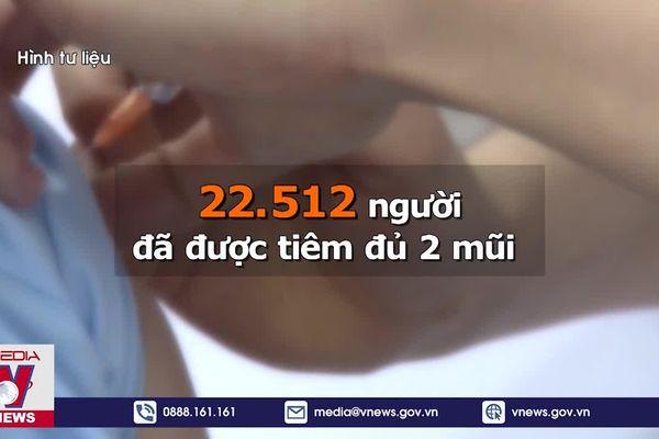 Hơn 1,6 triệu liều vắc xin COVID-19 về Việt Nam