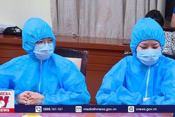 Hà Nội chi viện cho Bắc Giang chống dịch