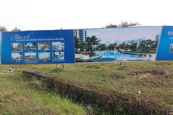 Quảng Nam cảnh báo chủ đầu tư dự án bất động sản 'bán lúa non'