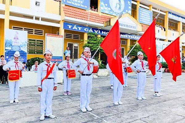 Nhiều hoạt động kỷ niệm 80 năm Ngày thành lập Đội Thiếu niên tiền phong Hồ Chí Minh