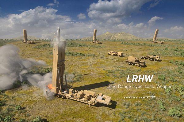 Hé lộ tầm bắn vũ khí siêu thanh phóng từ mặt đất mới nhất của Mỹ