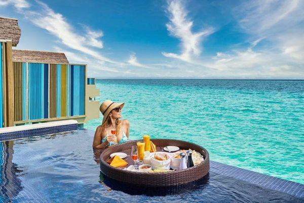 Maldives không còn là thiên đường trốn dịch của giới siêu giàu