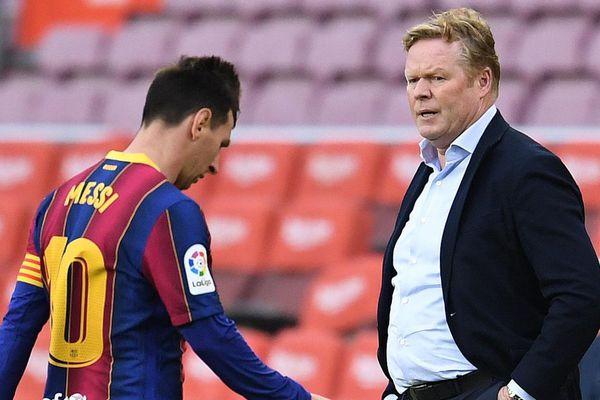 Thất vọng với Barcelona