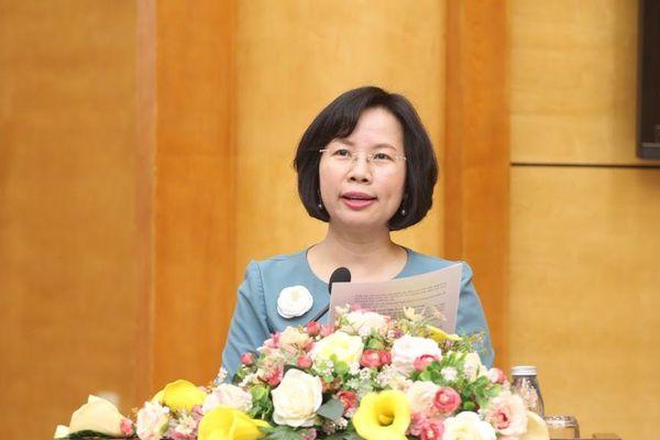 Chương trình hành động của Trưởng Ban Tuyên giáo Thành ủy Hà Nội Bùi Huyền Mai, ứng cử viên đại biểu Quốc hội khóa XV
