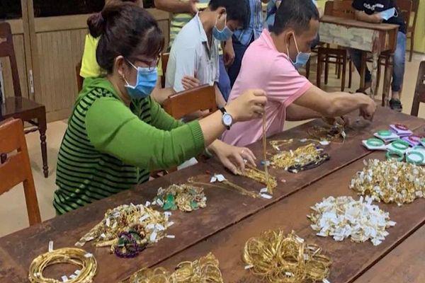 Hành trình phá vụ trộm hơn 180 lượng vàng ở Bình Định