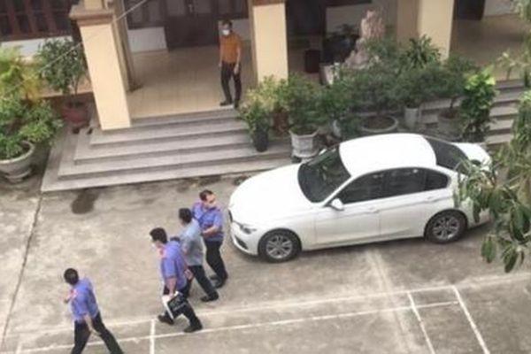 3 thuộc cấp bị bắt, trưởng Công an quận Đồ Sơn xin nghỉ việc chữa bệnh