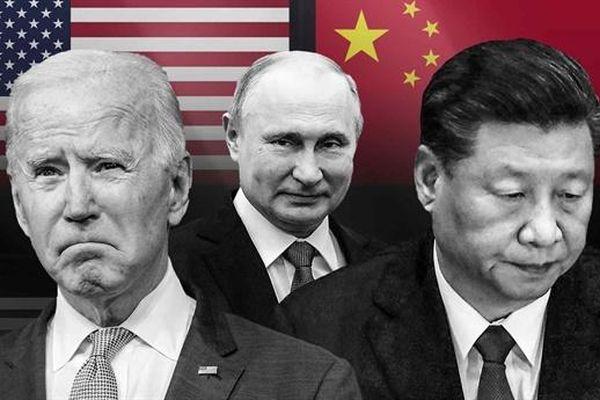 NI: Biden đang đẩy Nga về phía Trung Quốc